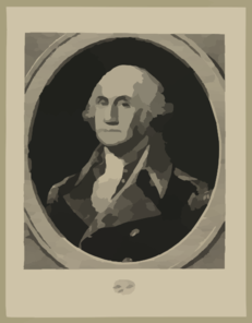 George Washington - Photo credit: clker.com