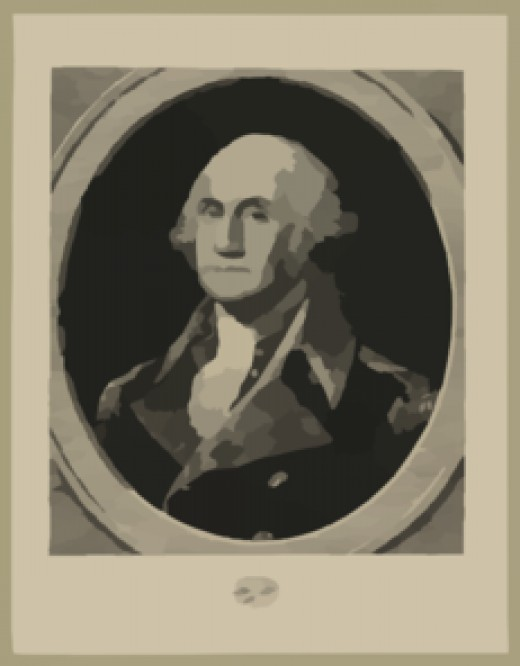 George Washington - Photo credit: clker.com