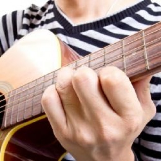 learn these easy guitar chords