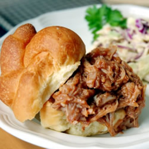 Photo of pulled pork - original recipe