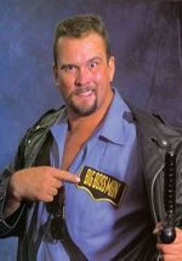 WWE's big boss man expired because of a heart attack