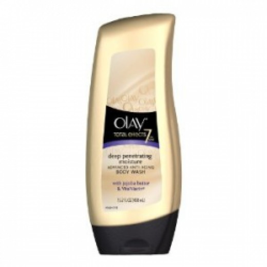 Olay Total Effects Body Wash Review