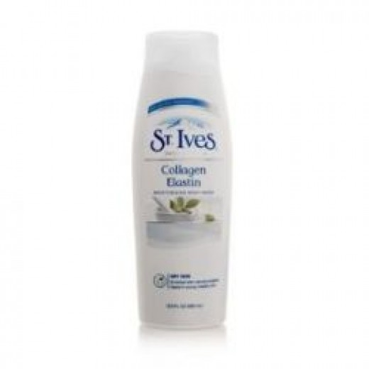 St. Ives Collagen Elastin Body Wash Review