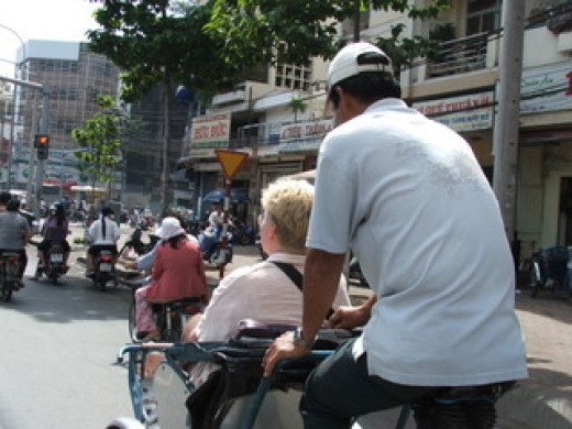 Saigon Cyclo