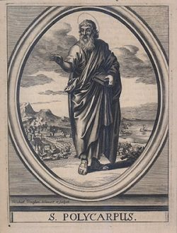 Polycarp by Michael Burghers