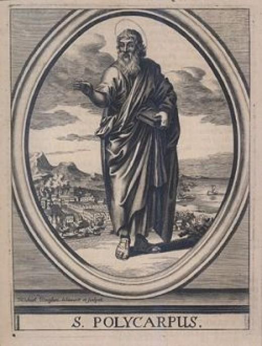 Polycarp by Michael Burghers