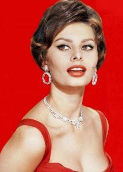Sophia Loren 1950's Makeup