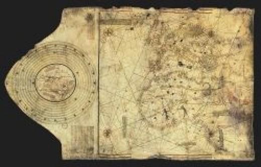 Columbus's Map