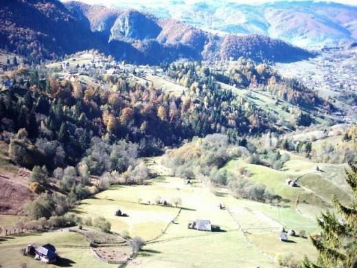 Transylvania: a fairy tale landscape