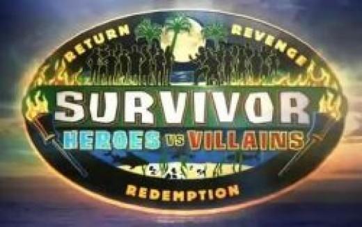 Survivor 20 logo