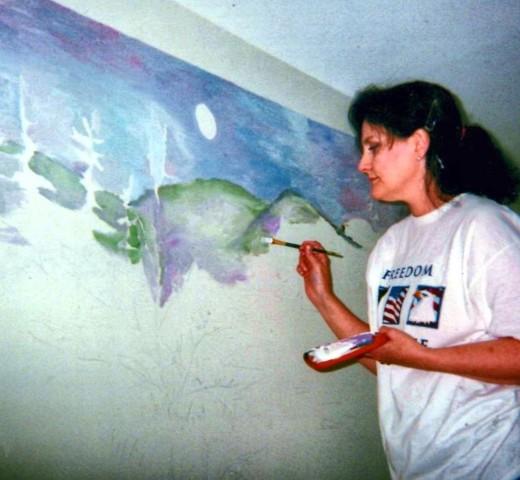 Mural Work