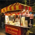 Street Food in Lima Peru