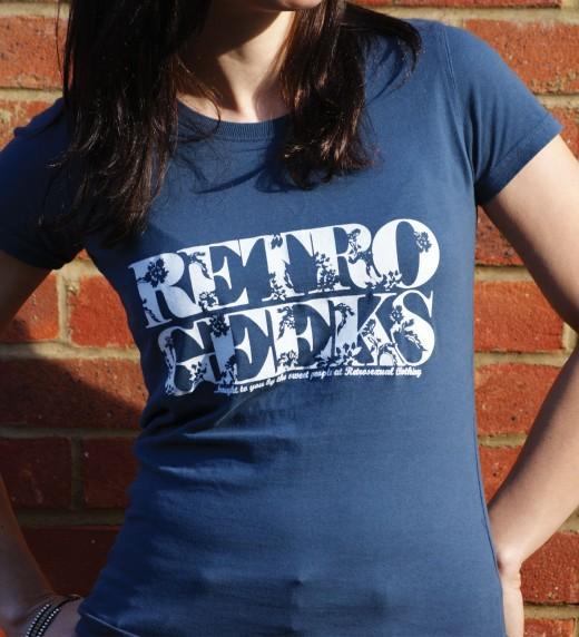 Retro Geeks T-Shirt