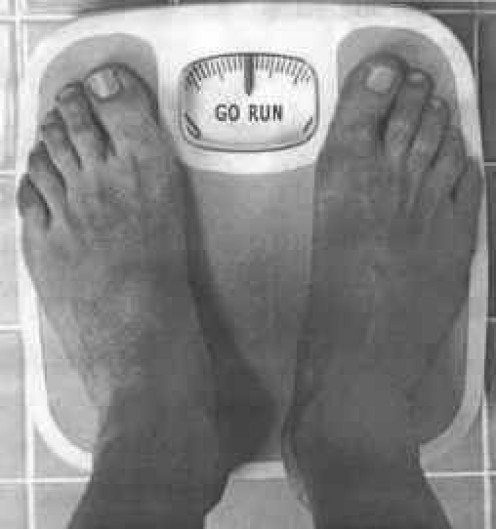 What does your scale say to you?