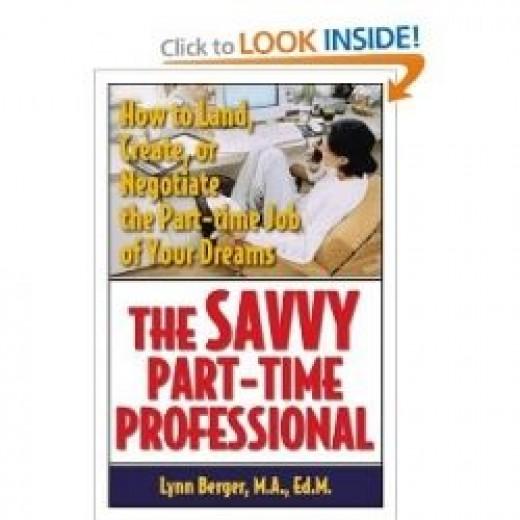 Part-Time Job Book By Lynn Berger