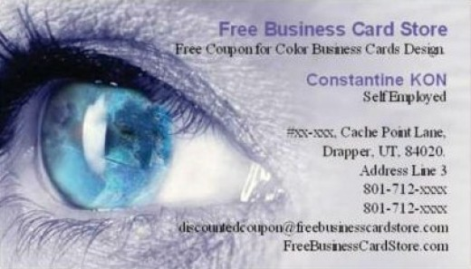 funny business cards. You have 42 free usiness card
