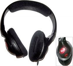 Creative Fatal1ty Gaming Headset Review Picture Angle #2