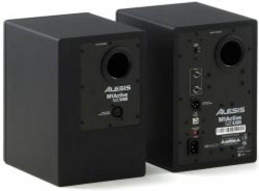 Alesis M1 Active Usb Back Side