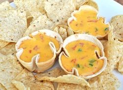 Queso Cups