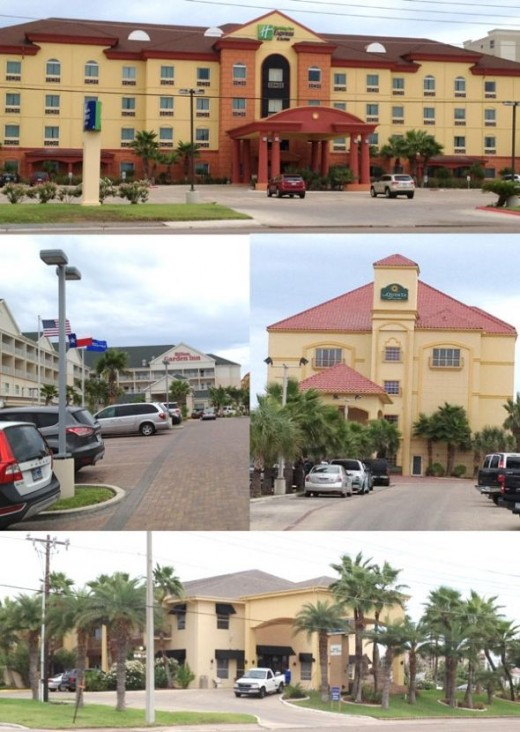 North end hotels South Padre