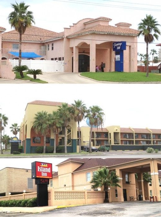 South Padre Island Hotels and Motels
