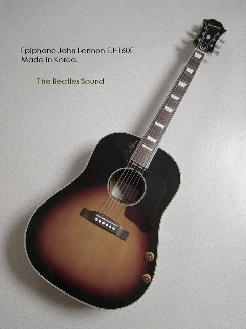 Epiphone EJ-160 John Lennon