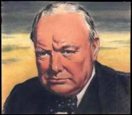 Winston Churchill source: NationalArchives.gov.uk