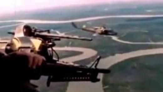 search and destroy in vietnam war