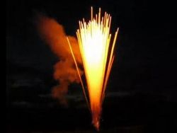 Mine Fireworks
