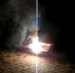 Strobe Firework