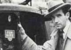 Legendary Reporter Edward R. Murrow during the Battle of Britain
