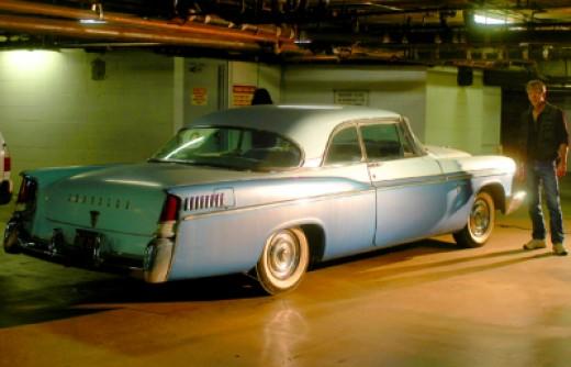 '56 Chrysler New Yorker Newport
