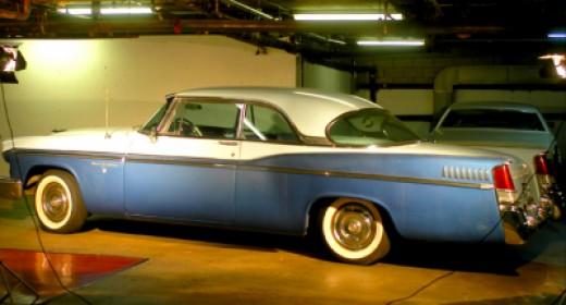 1956 Chrysler New Yorker Newport