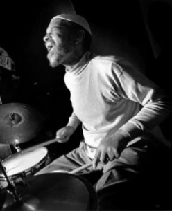 Billy Higgins - Drummer