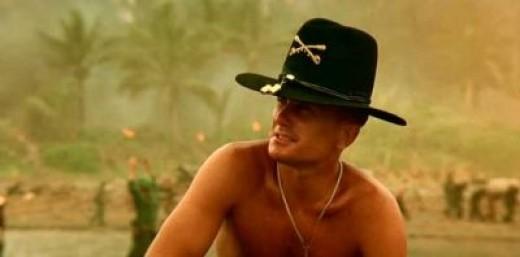 Robert Duvall as Lt. Colonel Bill Kilgore