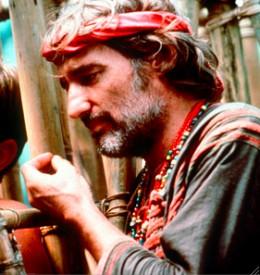 Dennis Hopper as The Photo-journalist