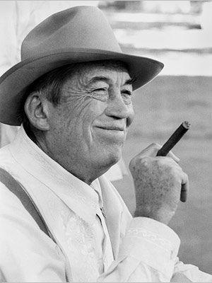 John Huston as Noah Cross