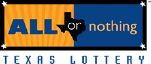 all or nothing logo courtesy of the texas lottery