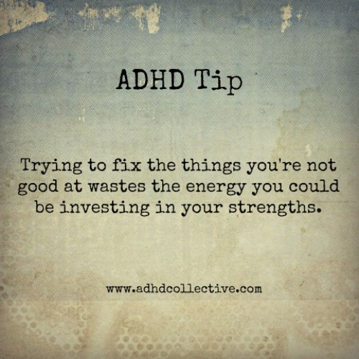 Strategies For ADHD