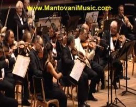Magic of Mantovani Orchestra