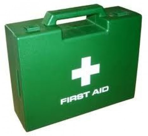 72 Hour Bag First Aid