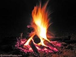 72 Hour Bag Fire Heat Light