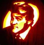 Detailed Pumpkin Carving -The Jay-O-Lantern