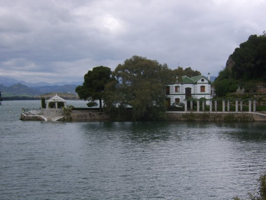 The King of Spain often escapes to the Lakes of Malaga