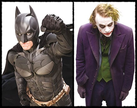 Batman or Joker