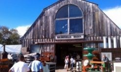 The Brimfield Antiques and Collectibles Show