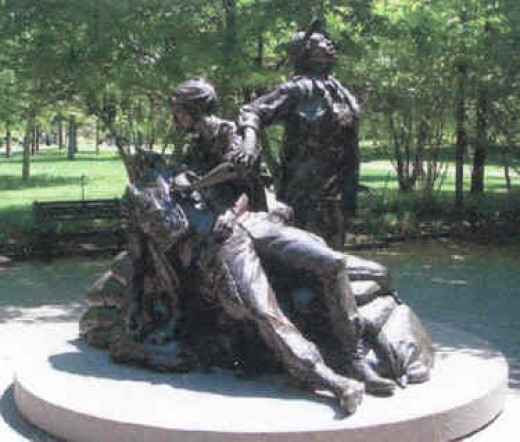 The Vietnam Women's Memorial