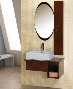 vanity mirrors come in a number of interesting styles