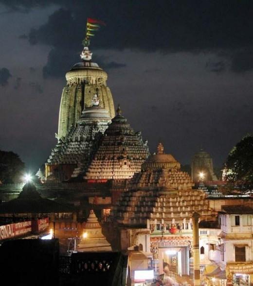 templos, la india