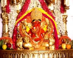 Ganesh Temple India, Siddhivinayaka Temple